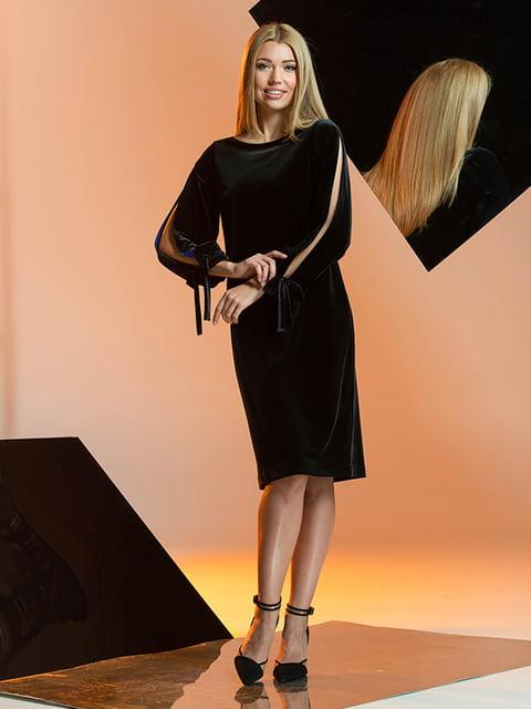 Платье черное Lesya 5109762