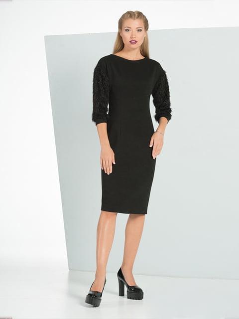 Платье черное Lesya 5109804