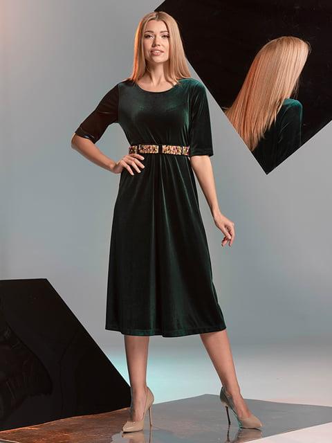 Платье зеленое Lesya 5109805