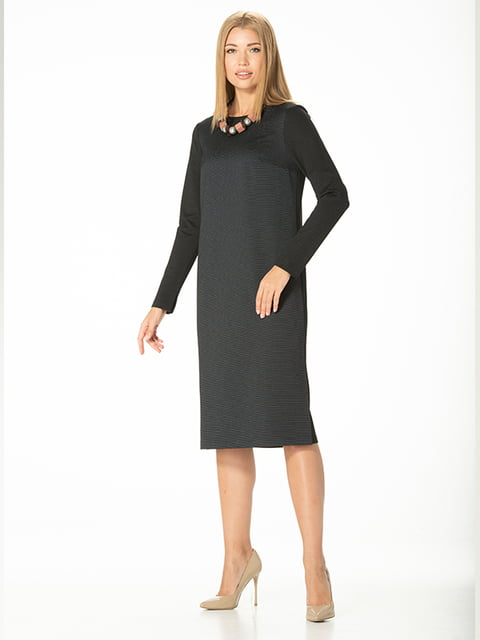 Платье черное Lesya 5109826