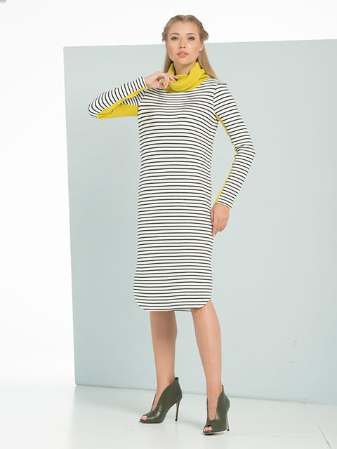 Сукня в смужку Lesya 5109857
