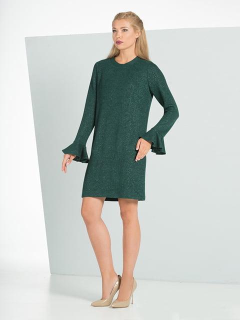 Платье зеленое Lesya 5109858
