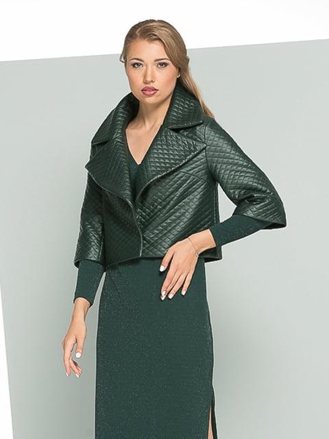 Платье зеленое Lesya 5120723