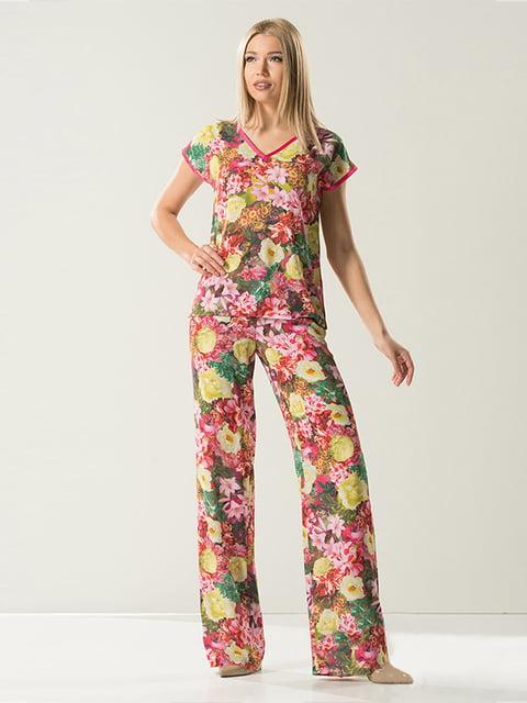 Костюм: блуза і штани Lesya 5120726