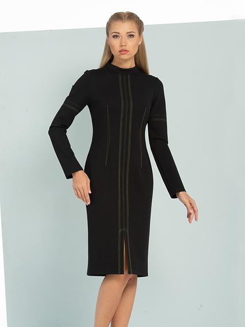 Платье темно-зеленое Lesya 5125132