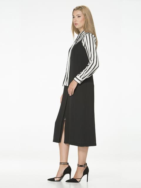 Платье черное Lesya 5129065