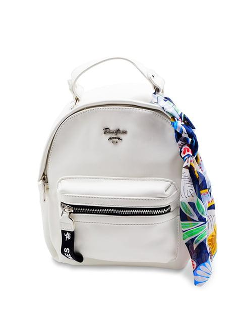 Рюкзак білий David Jones 5110048