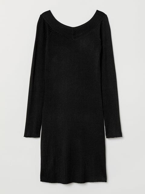 Платье черное H&M 5072807