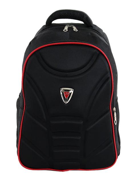 Рюкзак чорний Traum 5116560