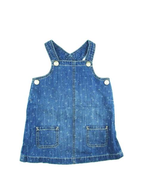 Сарафан синій джинсовий H&M 5134088