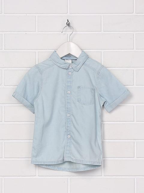 Сорочка блакитна H&M 5134622