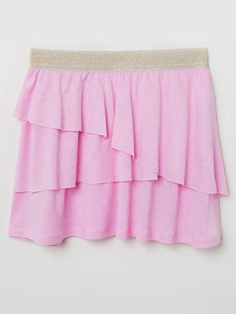 Юбка розовая H&M 5135239