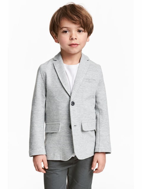 Піджак сірий H&M 5135859
