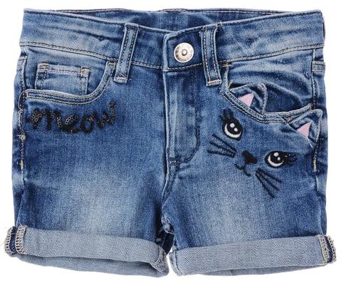Шорти сині джинсові H&M 5135749