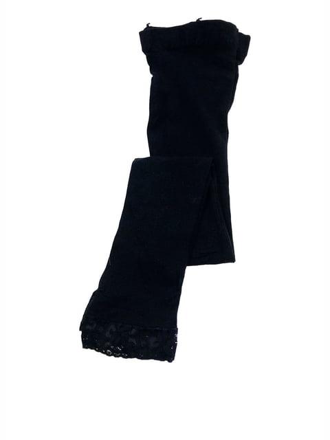 Легінси чорні H&M 5136018