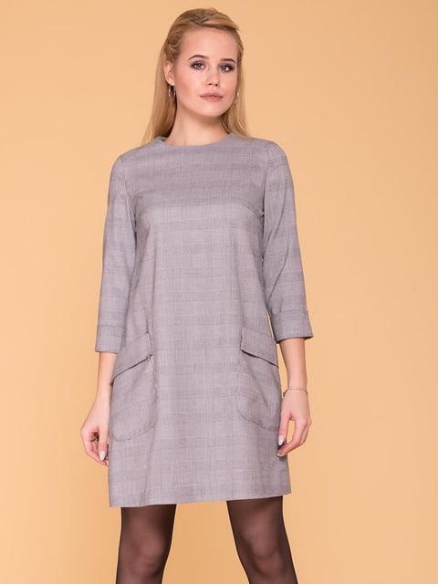 Сукня світло-сіра Modus 4863521