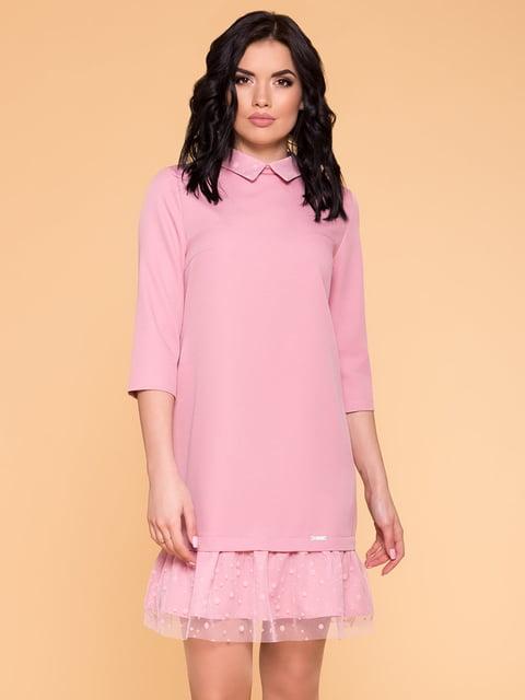 Сукня кольору пудри Modus 4919135