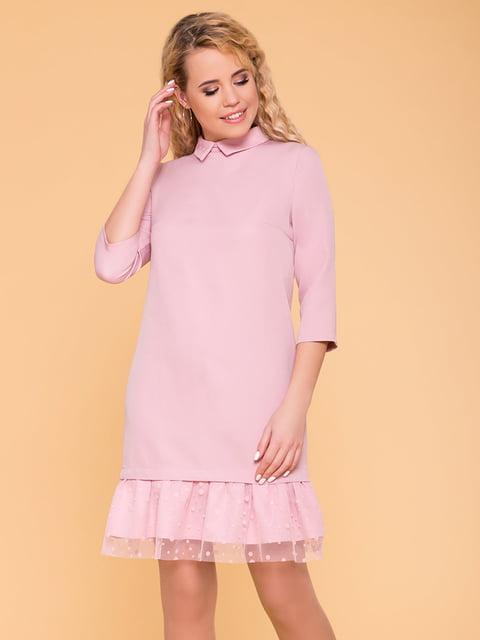 Сукня кольору пудри Modus 4919136
