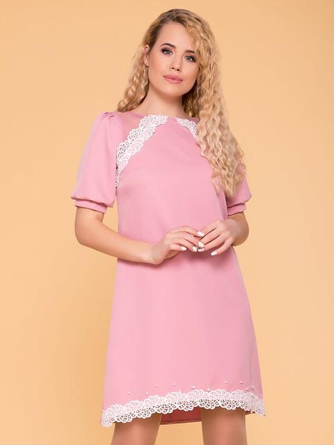 Сукня кольору пудри Modus 4936806
