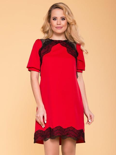Сукня червона Modus 4936808