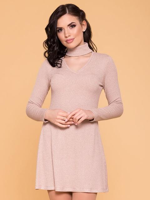 Сукня кольору пудри Modus 4958440