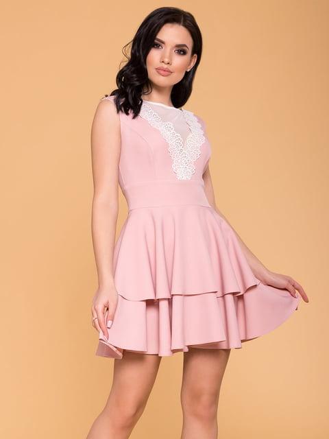 Сукня кольору пудри Modus 5094653