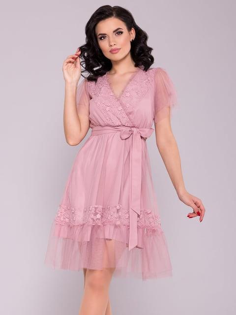 Сукня сіро-рожева Modus 5094661