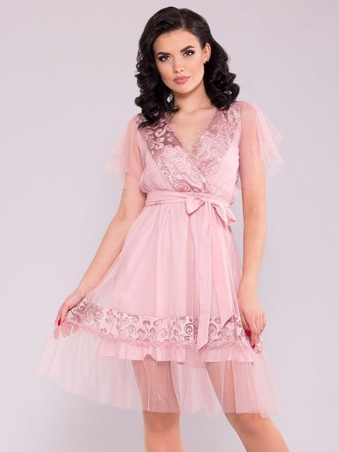 Сукня кольору пудри Modus 5094662