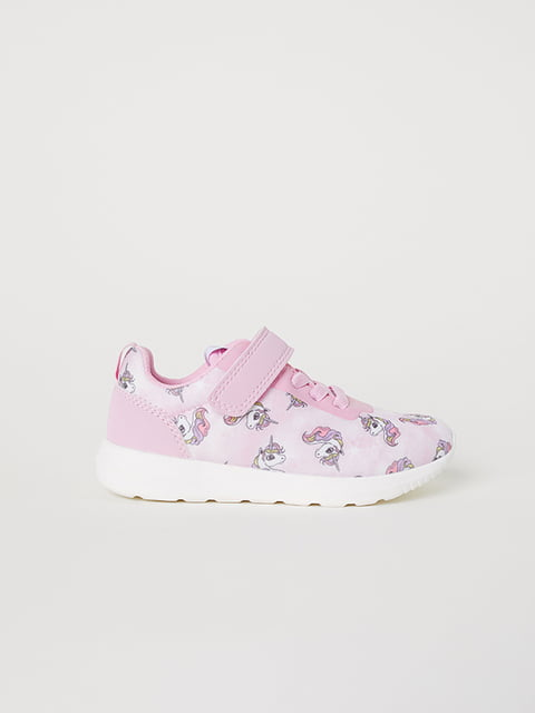 Кроссовки розовые H&M 5127224