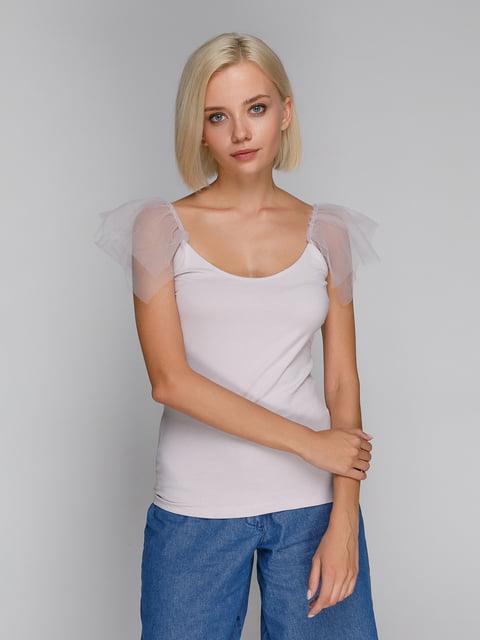 Майка розовая Zara 3271033