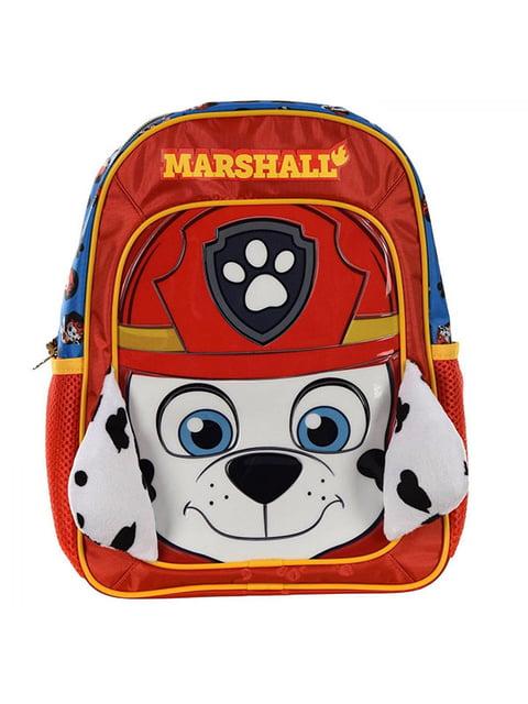 Рюкзак червоний з принтом Disney 5139340