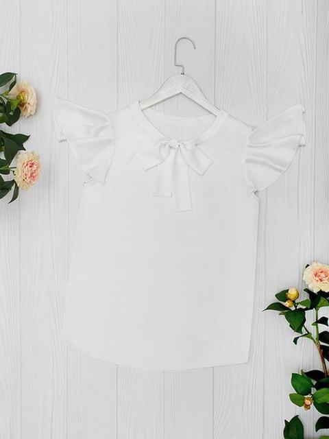Блуза белая Lesya 5115786