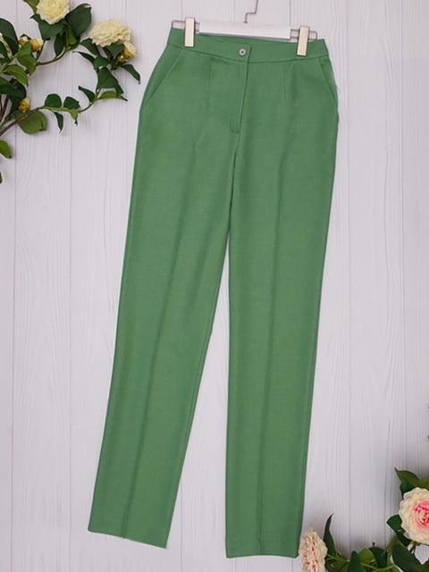 Брюки зеленые Lesya 5115839