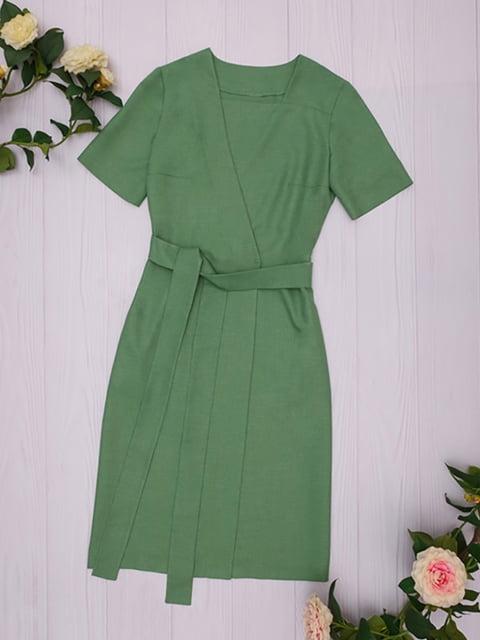 Платье зеленое Lesya 5115981