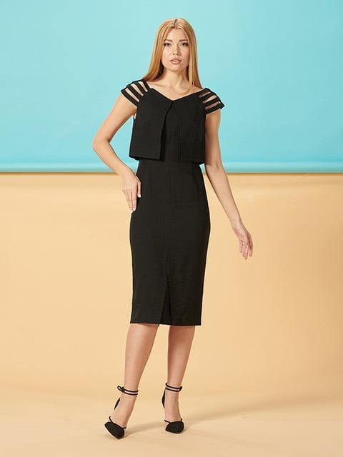 Платье черное Lesya 5115995