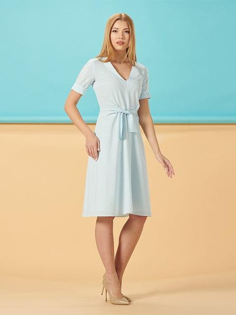 Сукня блакитна Lesya 5116035