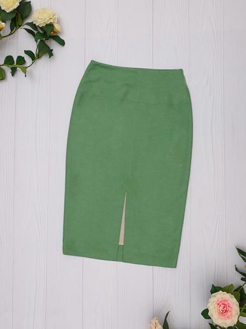 Юбка зеленая Lesya 5116050
