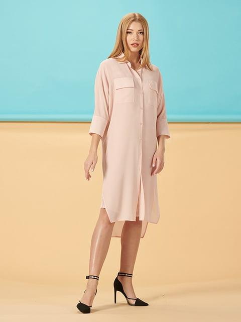 Сукня рожева Lesya 5139588
