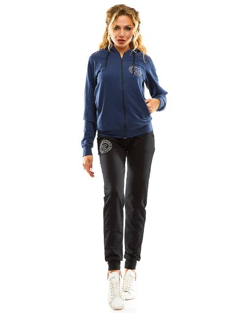 Костюм спортивный: кофта и брюки Exclusive. 5139613