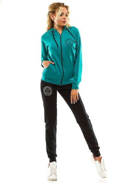 Костюм спортивный: кофта и брюки Exclusive. 5139617
