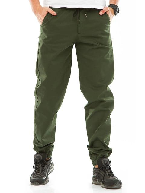 Штани зелені Exclusive. 5139631