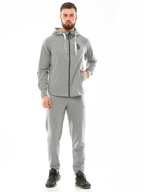 Костюм спортивный: кофта и брюки Exclusive. 5139637