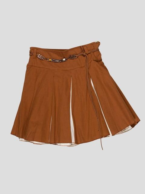 Юбка коричневая GLEE 5125052