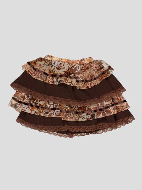 Юбка коричневая GLEE 5125054