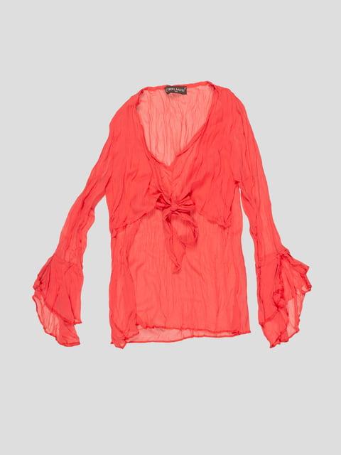 Блуза червона CHELA 2913308