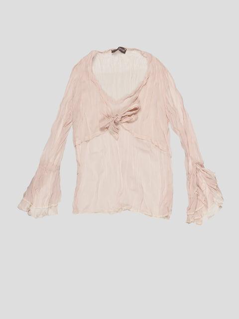 Блуза кольору пудри CHELA 2913307