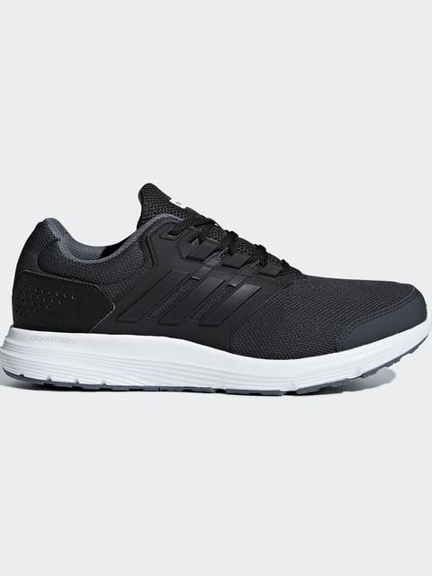 Кроссовки черные Adidas 4841141