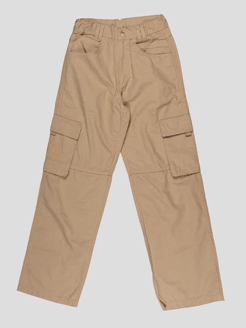Брюки коричневые Incossi 5125080