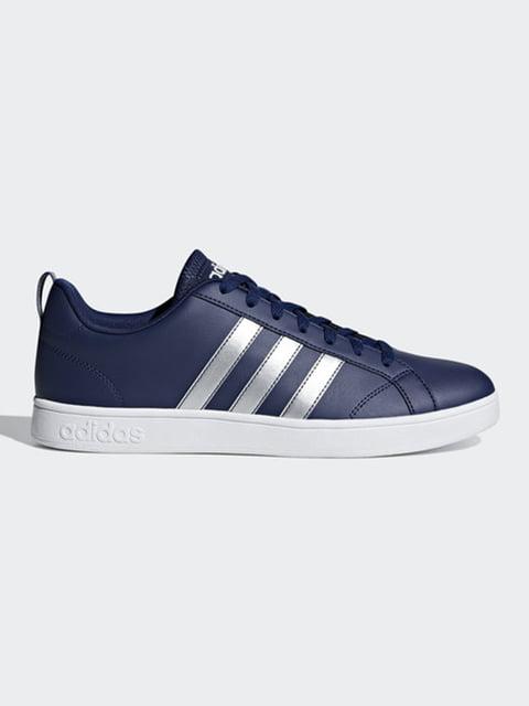 Кроссовки синие Adidas 4913106