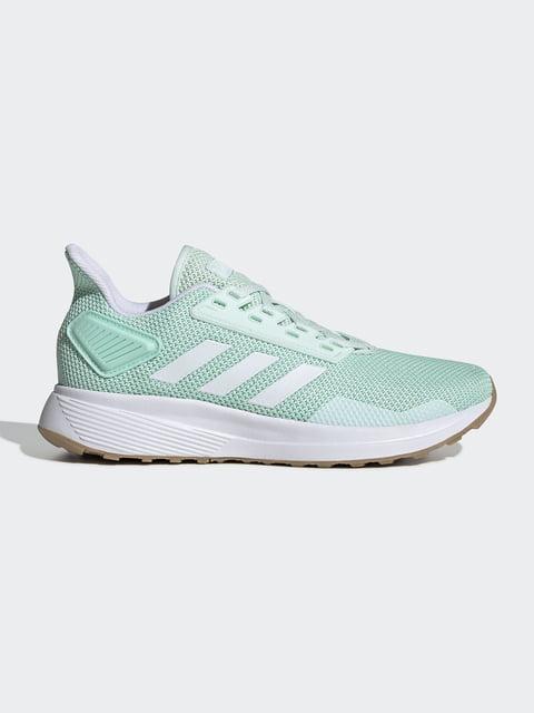 Кроссовки мятного цвета Adidas 5139446